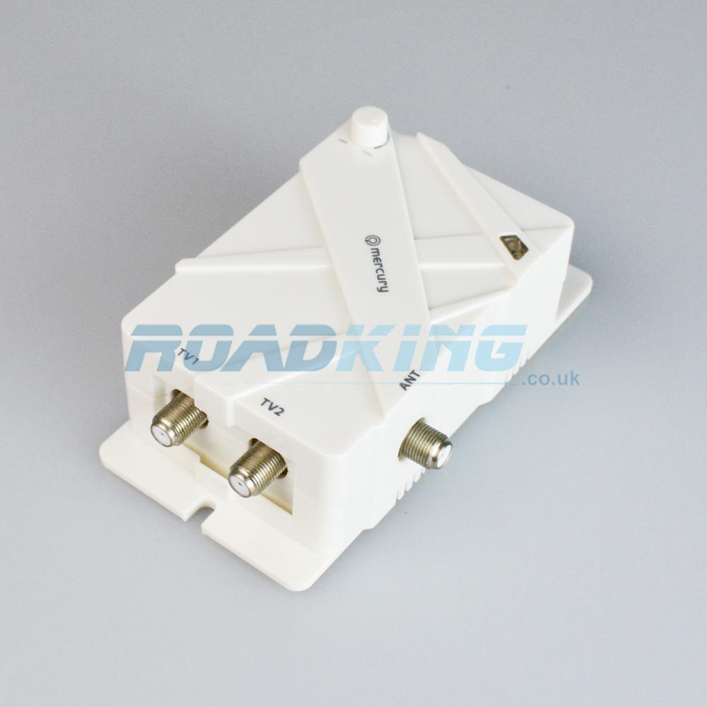 Hi Gain Antenna For Boats Trucks And Caravans Roadking